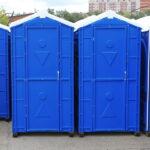 Туалетная кабина Биотуалет 0002