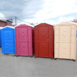 Туалетная кабина Биотуалет 0007
