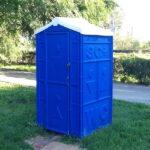 Туалетная кабина Биотуалет 0011