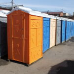 Туалетная кабина Биотуалет 0012