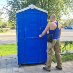 Туалетная кабина Биотуалет 0020
