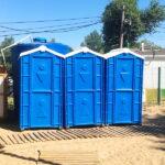 Туалетная кабина Биотуалет 0025