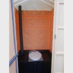 Туалетная кабина Биотуалет 0035
