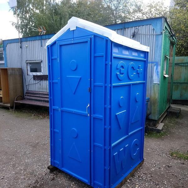 Туалетная кабина Биотуалет 0041