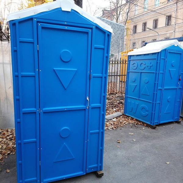 Туалетная кабина Биотуалет 0042