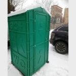 Туалетная кабина Биотуалет 0043