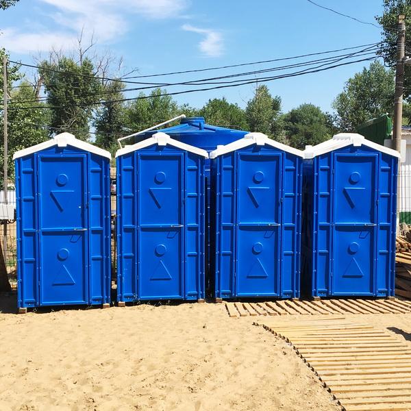 Туалетная кабина Биотуалет 0049