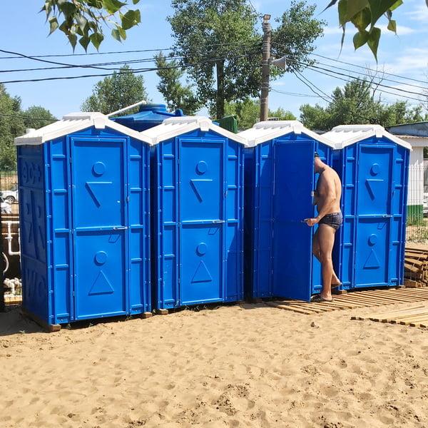 Туалетная кабина Биотуалет 0051