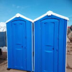 Туалетная кабина биотуалет ЕвроСтандарт 002