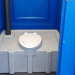 Туалетная кабина биотуалет ЕвроСтандарт 004