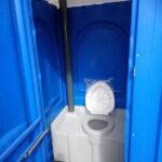 Туалетная кабина биотуалет ЕвроСтандарт 005