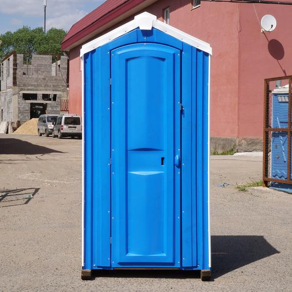 Туалетная кабина биотуалет ЕвроСтандарт 007