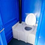 Туалетная кабина биотуалет ЕвроСтандарт 010