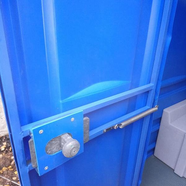 Туалетная кабина биотуалет ЕвроСтандарт 018