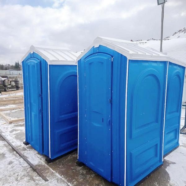 Туалетная кабина биотуалет ЕвроСтандарт 022