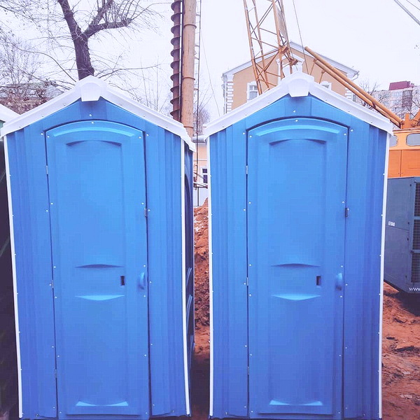 Туалетная кабина биотуалет ЕвроСтандарт 023