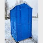 Туалетная кабина биотуалет p003
