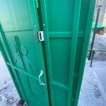 Туалетная кабина биотуалет p007