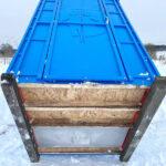 Туалетная кабина биотуалет p010