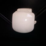 Туалетная кабина черная биотуалет эконом 046