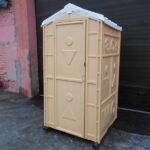 Туалетная кабина Дачник Универсал 005