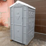 Туалетная кабина Дачник Универсал 007