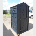 Туалетная кабина Дачник Универсал 010