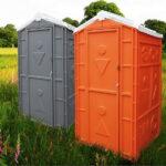 Туалетная кабина Дачник Универсал 011