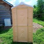 Туалетная кабина Дачник Универсал 012