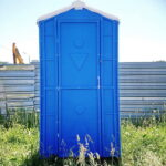 Туалетная кабина Дачник Универсал 014