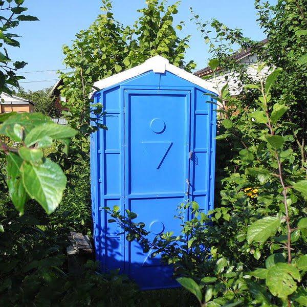 Туалетная кабина Дачник Универсал 020