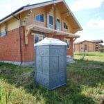 Туалетная кабина Дачник Универсал 029