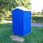 Туалетная кабина Дачник Универсал 035