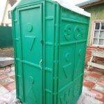 Туалетная кабина Дачник Универсал 043