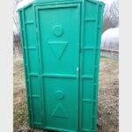 Туалетная кабина Дачник Универсал 047