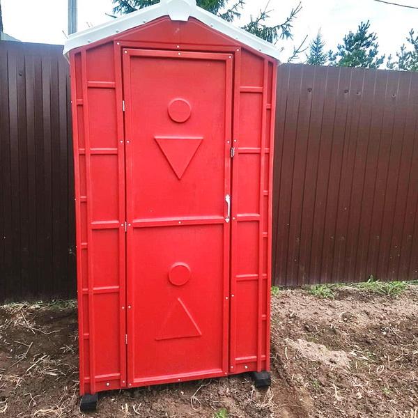Туалетная кабина Дачник Универсал 050