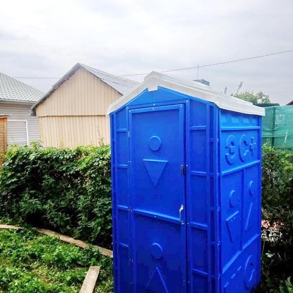 Туалетная кабина Дачник Универсал 055