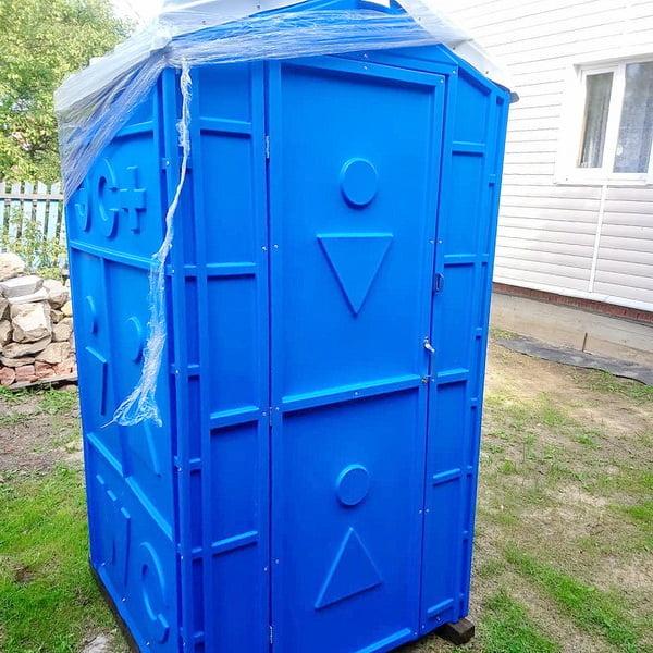 Туалетная кабина Дачник Универсал 056