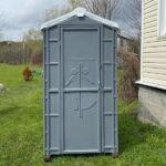 Туалетная кабина для дачи 0001-5
