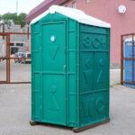 Туалетная кабина для дачи 0006