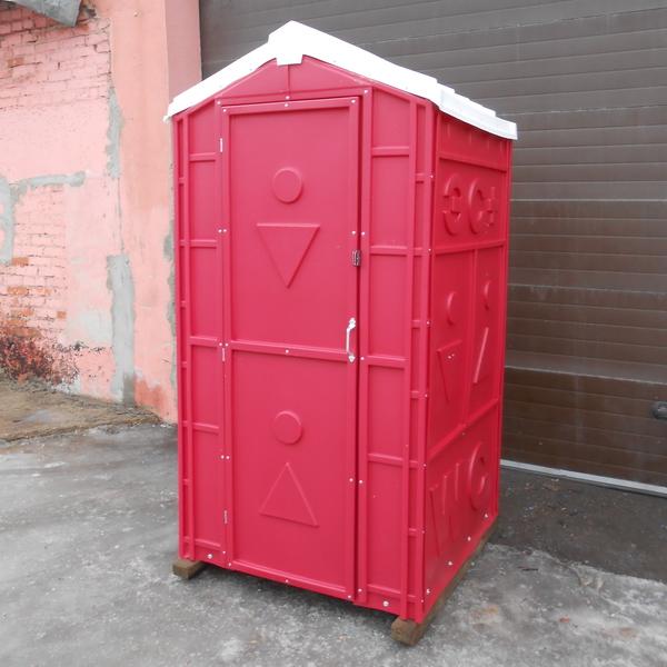 Туалетная кабина для дачи 0008