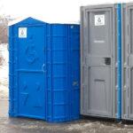 Туалетная кабина для инвалидов 006