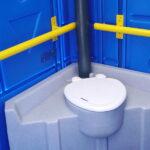 Туалетная кабина для инвалидов 007