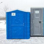 Туалетная кабина для инвалидов 009