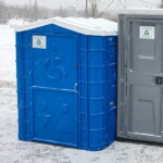 Туалетная кабина для инвалидов 010