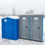 Туалетная кабина для инвалидов 012
