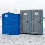 Туалетная кабина для инвалидов 013