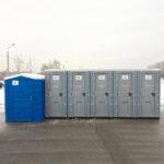 Туалетная кабина для инвалидов 016