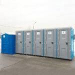 Туалетная кабина для инвалидов 017
