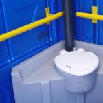 Туалетная кабина для инвалидов 019